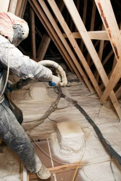 Attic Insulation by LYF Construction