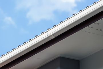 Gutter installation by LYF Construction