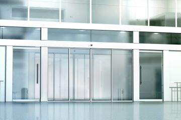 Glass & Aluminum Doors by LYF Construction